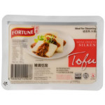FORTUNE Extra Smooth Silken Tofu ES30 300g / 鸿运牌嫩滑豆腐 300g