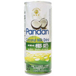 MLS Pandan coconut milk drink 250ml / 万里香 椰奶 250毫升