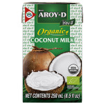 Aroy-D Coconut Milk Organic 250ml