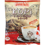 Gold Kili Kopi 3 IN 1 Coffee 600G / 金麒麟 3合1速溶咖啡 600g