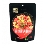 Malakongjian Seasoning For Stir Fry Hot&Spicy Flav.90Gx2 / 麻辣空间 麻辣香锅调料 90克x2