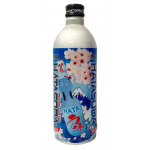 Hata Kousen Ramune Soda Drink 500ml / 日式碳酸饮料 500毫升