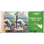 Asian Food Service Seaweed Snack Wasabi Flav.3x4g / 芥末味海苔脆 12克