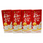 Yon Ho Soybean Milk Original 4x250ml / 永和原味豆浆 4x250ml
