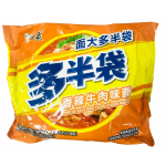 Baixiang Instant Noodles With Spicy Beef Flav. 138g / 白象 香辣牛肉面 138克