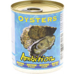 Ambition Oesters In Water 225g / 盐水牡蛎 225g
