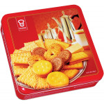 Garden Assorted Biscuits Red 500g / 嘉顿什锦饼干红罐 500g
