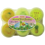 SHL Sze Hing Loong Assorted Fruit Pudding With Nata De Coco 660g 时兴隆什果椰果布丁