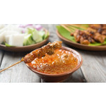 Authentic Thai Chicken Satay