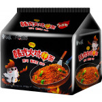 Baixiang Instant Noodles With Turkey Flav. 112gx5 / 白象 韩式火鸡面 5袋装