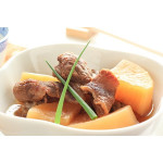 Cantonese Beef Stew with Daikon