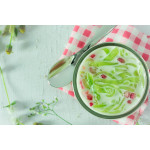 Cendol: Indonesian Coconut Drink With Jelly
