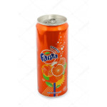 Fanta Frisdrank Orange (Thailand) 325 ml / 芬达饮品 (泰国版)325 ml