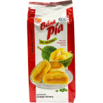 Double Dove Mung Bean Durian Cake 400g / 越南绿豆榴莲饼 400克