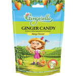 Gingerella Ginger Soft Candy With Mango Flav. 85g / 印尼芒果姜汁软糖 85g