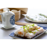 Ha Cheung Fan: Steamed Rice Rolls with Shrimps