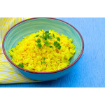 Nasi Kuning: Indonesian Yellow Fragrant Rice