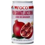 Foco Pomegrate Juice Drink 福口紅石榴汁 350ml