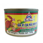 Por Kwan Minced Crab In Spices 160g