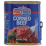 Pure Foods Br Original Corned Beef 340g / 咸牛肉 340克