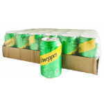 Schweppes Cream Soda 24x330ml / 玉泉忌廉汽水 24x330毫升
