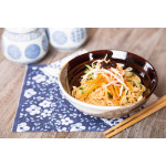 Sichuan-Style Cold Noodles with Shredded Chicken