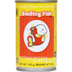 Smiling Fish Mackerels In Tomato Sauce With Chilli 155g / 香辣番茄鲭鱼 155克
