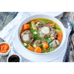 Sop Buntut: Indonesian Oxtail Soup