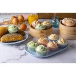 Steamed Cupcakes