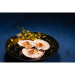 Steamed Scallops – Chinese Style