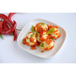 Telur Balado: Eggs With Chili Sauce