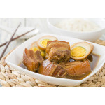 Thit Kho Trung: Caramelized Pork with Eggs