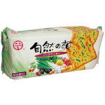Chung Hsiang Vegetable Soda Cracker 140g / 中祥 自然蔬菜梳打饼 140克