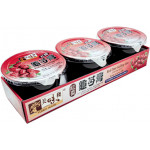 Yummy House Red Date Gao Herbal Jelly 3x220g / 美味栈 红枣龟苓膏 3x220克